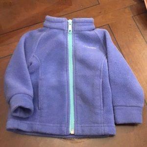 Little Girl Columbia Sweater/Jacket
